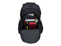 "Targus 15.4 - 16"" / 39.1 - 40.6cm Classic Backpack - Sylimikron kantoreppu - 16"" - musta CN600"